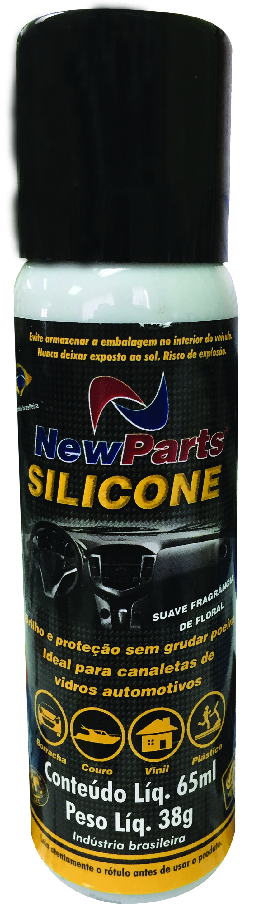 Silicone spray 65ml